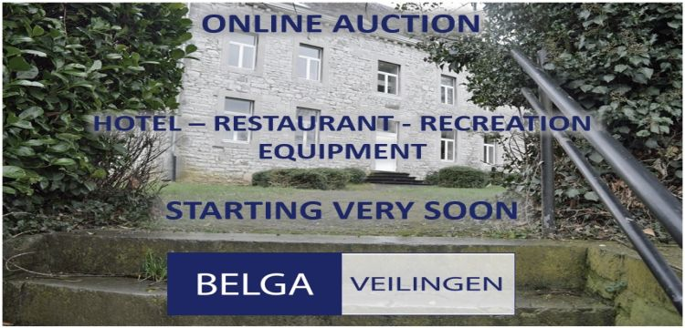 hotel auction